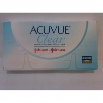 Acuvue Clear Softlens Bening Disposable by Johnson & Johnson