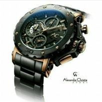 Alexandre Christie Colection Sport Limited Edition