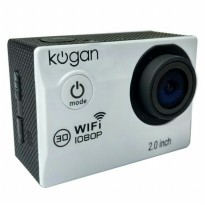 Kogan Action Camera WiFi 1080p HD 12MP Sport Cam Kamera