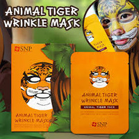 SNP Animal Mask Tiger HARGA PER 1 PCS