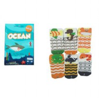 Kaos kaki bayi / Simba Sock Happy Baby Ocean Box 0-6m