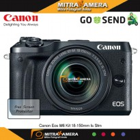 Canon Eos M6 Kit 18-150mm Is Stm