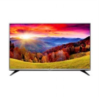 LG 1080p Virtual Surround LED TV - Silver [43 Inch]