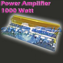 (Limited Offer) Power Amplifier 1000 Watt Sanken SA 1216 SC 2922 STEREO Amplifier