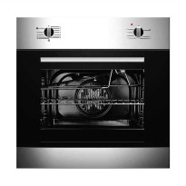 Delizia DOP 2A7 IX Stainless-steel Oven Tanam Gas