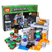 Lego Minecraft My World LEPIN 18016 The Cave