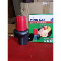 Winn Gas - Regulator Tekanan Tinggi Non Meter