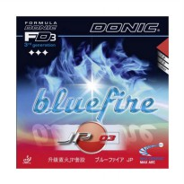 DONIC Bluefire JP03 Rubber Bat Pingpong - Red [Max]