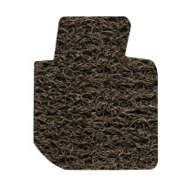 Comfort Karpet Mobil For All New Nissan Xtrail - Brown [Kabin]