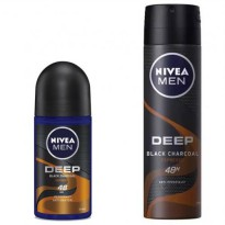 NIVEA Men Deep Espresso Bundling
