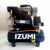 IZUMI MINI AIR COMPRESSOR 9L 1 PHASE KOMPRESOR ANGIN