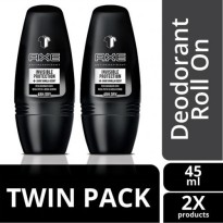 AXE Ap Signature Invi Protection Deodorant Roll On 45 ml Twin Pack