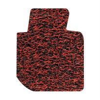 Comfort Karpet Mobil For All New Nissan Xtrail - Red Black [Kabin]