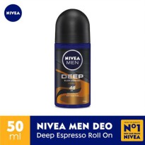 NIVEA Men Deep Espresso Roll on 50 ml