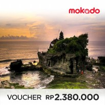 4D3N BALI SUPER DEAL : Tanah Lot - Sungai Ayung Bali - Tanjung Benoa Beach incl. White River Rafting