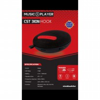 (Termurah) Speaker Simbadda CST 310N HOOK Bluetooth, Radio  Micro SD- Original