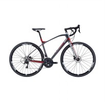 Giant Anyroad Comax 700 22 SP Sepeda Road Bike - Charcoal [Size S] 60051113