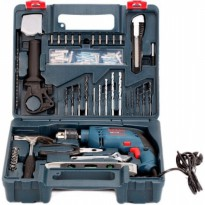 Bosch GSB 13 RE Impact Drill 13mm Complete Set