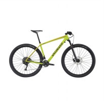Specialized Epic HT Comp Carbon 29 Sepeda MTB - Stabilo Green [Size S] HYP-BLK-NRDCRED 91317-7502