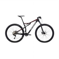 Specialized Bicyle Epic FSR Comp 29 BLK/WHT/FLORED [Small]