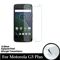 Tempered Glass Motorola G5 Plus Screen Protector (Clear)