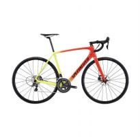 Specialized Tarmac Comp Disc Bicycle - RKTRED/TEAMYEL/TARBLK [Frame 54]