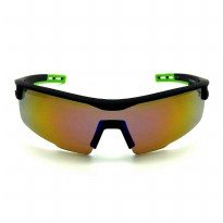 Kalibre Eyewear Kacamata Pantai Sunglasses Sporty Sepeda Biker Running Lari Anti Uv Polarized 996020