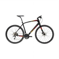 Specialized LTSIL Bicycle Sirrus Comp Carbon Sepeda - Tarblack Cndyred [L] 90917-5104 Black red