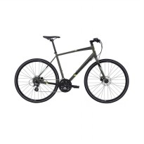 Specialized OAKGRN-BLACK-PDRGRN Bicycle Sirrus Disc Int [Size S] 90917-7402 Grey