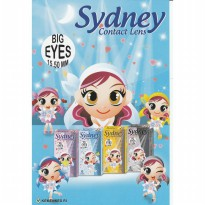 Softlens Sidney Contact Lens