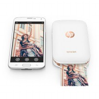 (Termurah) Printer Foto Portable HP Sprocket 100 Photo Printer - Bluetooth Print