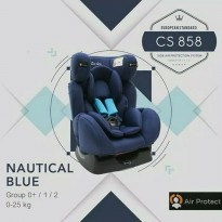 carseat cocolatte cl 858 red