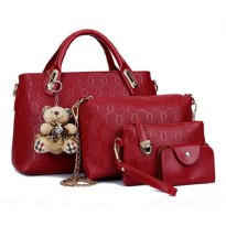 Tas Import EP20752 Red (4 in 1)