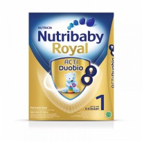 Nutricia Nutribaby Royal Tahap 1 Box - 800gr