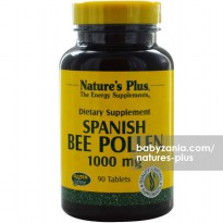 Nature's Plus Spanish Bee Pollen 1000 Mg