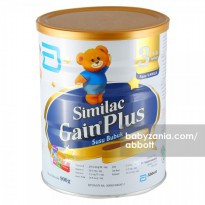 Abbott Similac Gain Plus Vanilla (1-3Y) - 900gr