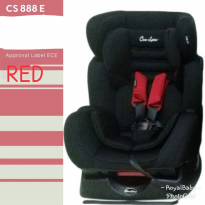 CARSEAT DUDUKAN MOBIL BAYI COCLATTE CL 888 RED