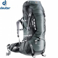 Deuter Aircontact Pro 60+15 [Tas Gunung, Tas Carrier, Hiking]