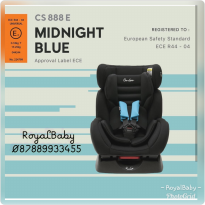 CARSEAT DUDUKAN MOBIL BAYI COCLATTE CL 888 BLUE