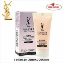 Ysl Forever Light Creator Cc Cream 5Ml Harga Murah Promo A02