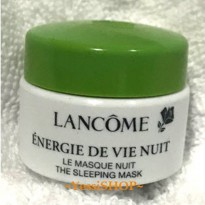 LANCOME ENERGIE DE VIE NUIT THE OVERNIGHT RECOVERY SLEEPING MASK 5ML