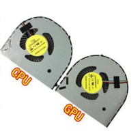 [globalbuy] CPU AND GPU Cooler Fan For DELL Alienware 15 17 R1 R2 R3 2015 New Series DFS20/5512593