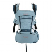 Bothbaby Hipseat Carrier - Blue Sky