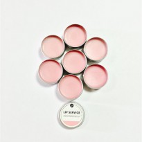 Lip Balm Shea Butter Strawberry Lip Gloss Pelembab Bibir Termurah Promo A02