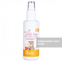 Buds Baby Safe Anti Bacterial Toy & Surface Cleaner 150ml