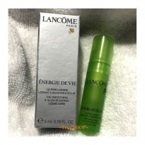 LANCOME ENERGIE DE VIE THE SMOOTHING & GLOW BOOSTING LIQUID CARE 5ML WITH PUMP