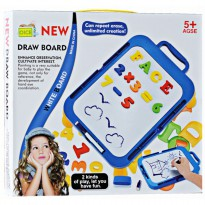 Draw Board 3D - Papan Tulis - Ages 5+