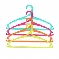 CLARIS Gantungan Baju / Cloth Hanger - Alyssa 0160 - Set of 6 Pcs