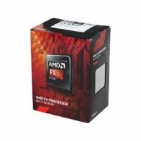 Processor AMD Vishera FX-8300 8-Core 3.3GHz Socket AM3+ BOX+FAN(RESMI)