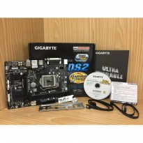 Motherboard GIGABYTE H81M-DS2 Socket 1150/LGA 1150 (CHIPSET INTEL H81)